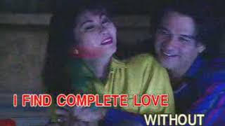 Let it be me -  Victor Wood  & Imelda Papin