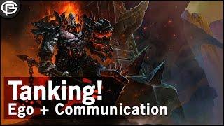 [Basics] Tanking: Ego, Communication and Raiding 4/5