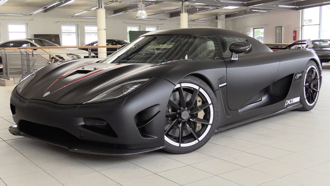 100 First Koenigsegg Ever Made Revealed This Is The