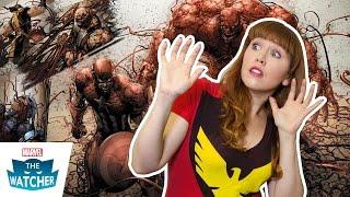 Scariest Marvel Stories! – Watcher 2015