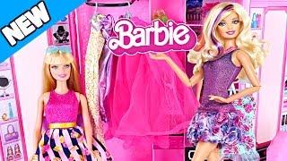 Ultimate Barbie Wardrobe Toy Closet Episode ★ NEW Muñecas Barbie Clothes Storage