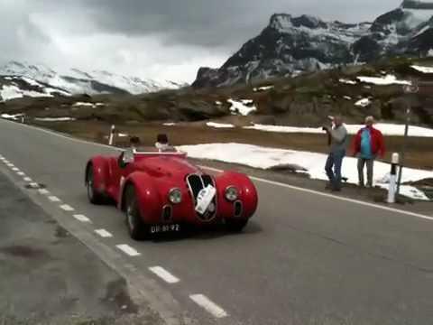 Alfa Romeo 6c 2500 supersport