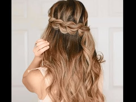3 Beautiful Braided Hairstyles For Long Hair