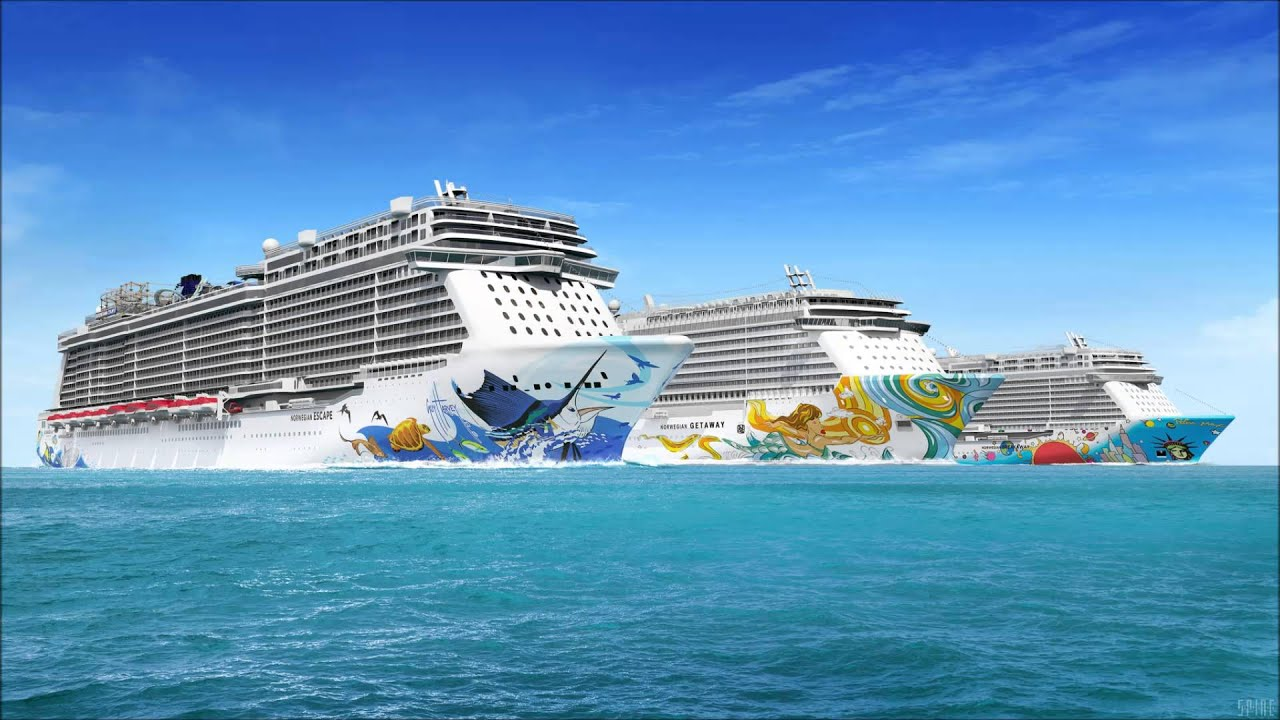 Afbeeldingsresultaat voor Norwegian Cruise Line