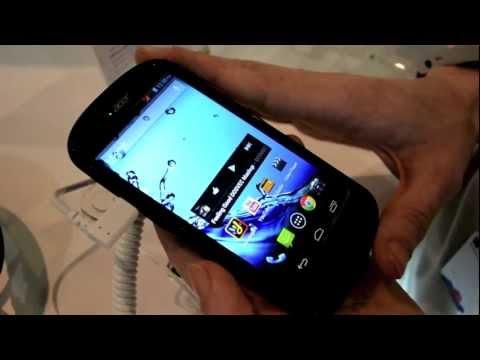 Acer Liquid E1 video anteprima da TuttoAndroid @MWC 2013