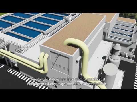 Tecnología  Nereda® en la EDAR de Faro - ACCIONA Agua