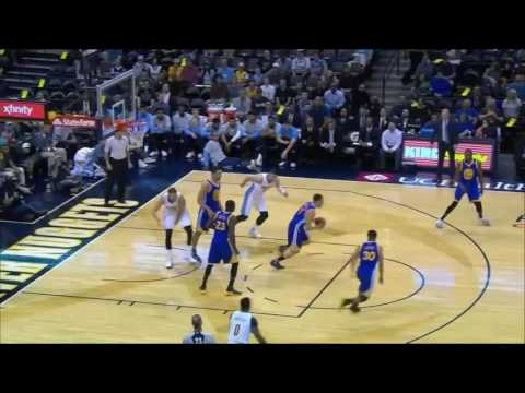 Golden State Warriors vs Denver Nuggets - Highlights October 14,2016 / 2016 - 17 NBA Preseason