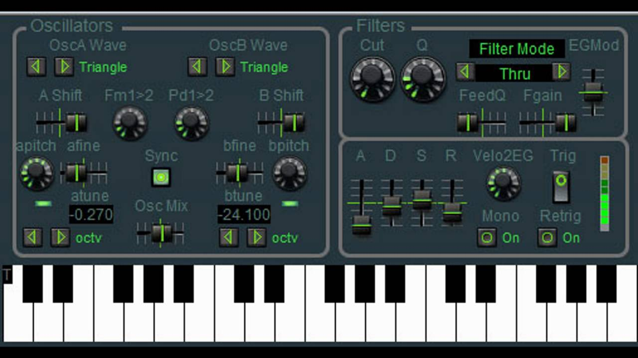 Yamaha Synth Vst