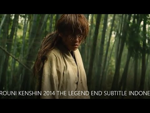 Rerounin Kenshin : The Legend End Sub Indo
