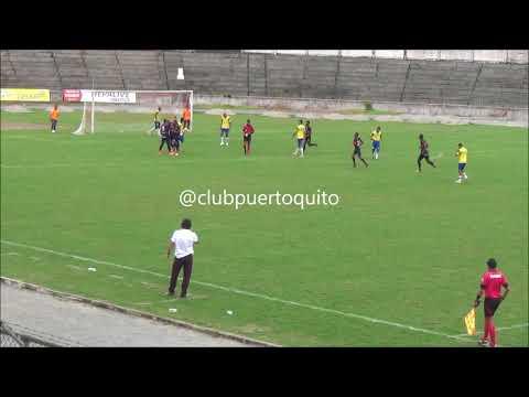 Gol de Alex George de Club Puerto Quito a Gualaceo SC - Vegésima Segunda Fecha Serie B
