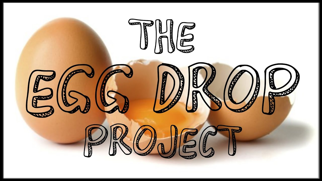 the egg drop project 2014 youtube