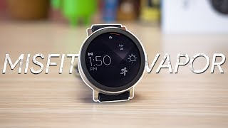 Video Misfit Vapor smartwatch Review download MP3, 3GP, MP4, WEBM, AVI, FLV Mei 2018
