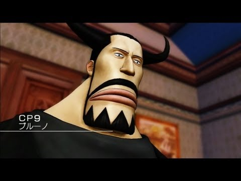 [PS3] ONE PIECE 海賊無双 第9話 CIPHER POL No.9