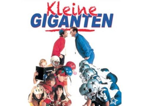 """Kleine Giganten (USA 1994 """"Little Giants"""") Trailer Deutsch / German VHS"""