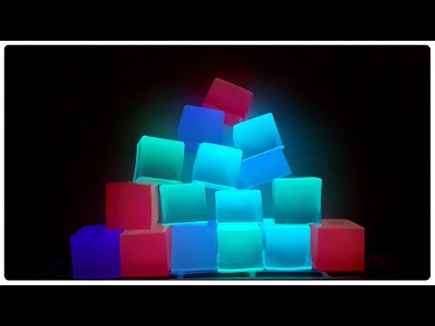 Glow In The Dark Resin | Tutorial