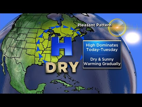 CBS2 Weather Update: April 20, 2018