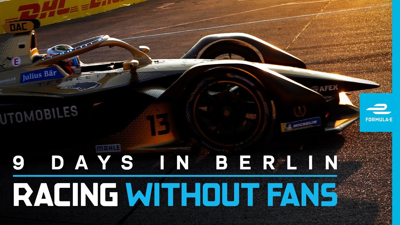 """9 Days In Berlin"" - Episode 5: ""Fans Are What We Race For"""