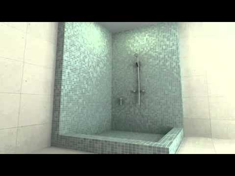 how to fix leak in shower tiles