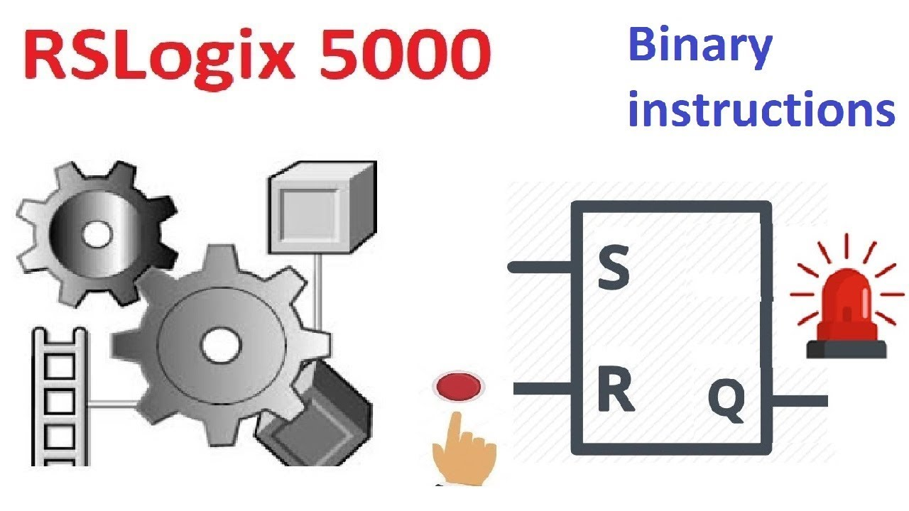 1 Allen-Bradley RSLogix 5000 (Binary Instructions)