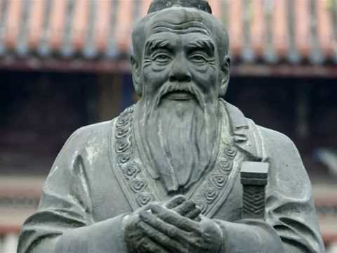 Lecture 12: Confucius - Order in the Cosmos and in Life Part 1