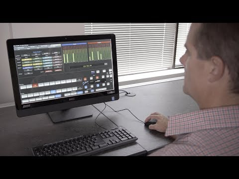 Ross MC1 Master Control System Overview