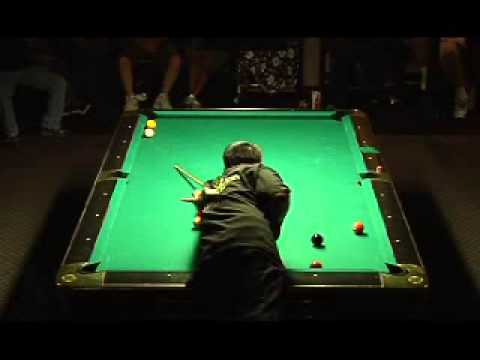 Efren Reyes vs. Francisco Bustamante- Finals