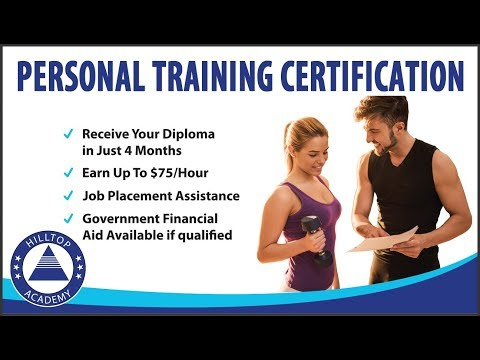 Personal Training Certification Vancouver
