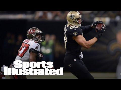 "Anthony Mackie: Jimmy Graham Is ""Teddy Ruxpin"" Soft | Sports Illustrated"