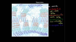 видео Водные массы Мирового океана