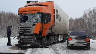 Russian Car Crash Compilation January 3 01 2016