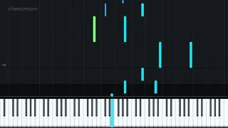 You can be king again (💘💔) _ piano cover [piano tutorial + sheet music]