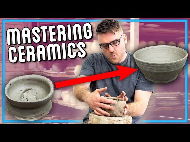 Mastering the Art of Ceramics