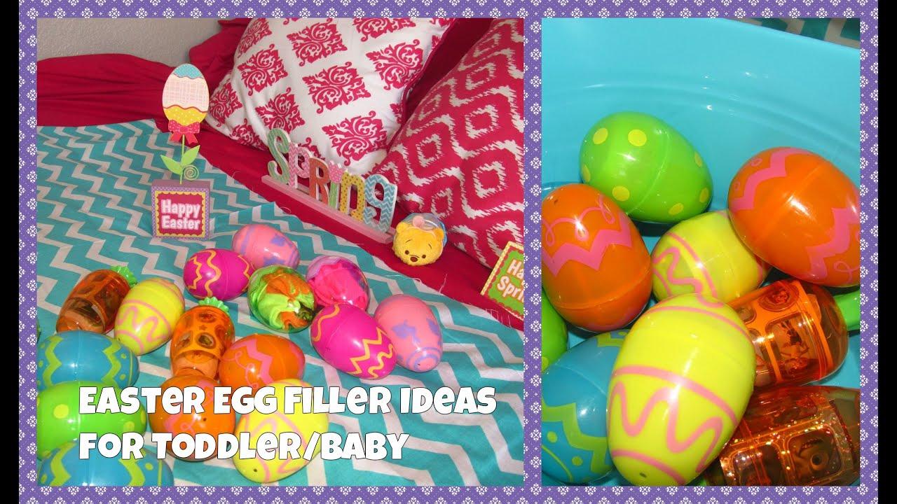 easter egg filler ideas toddler u0026 baby youtube