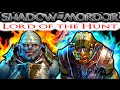 Middle Earth: Shadow of Mordor: Lord of the Hunt - THE MOUNTAIN AND THE VIPER