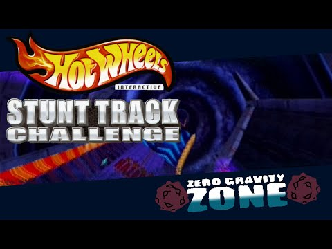 Xin Plays: Hotwheels: Stunt Track Challenge (PS2): Part 5: Zero Gravity Zone