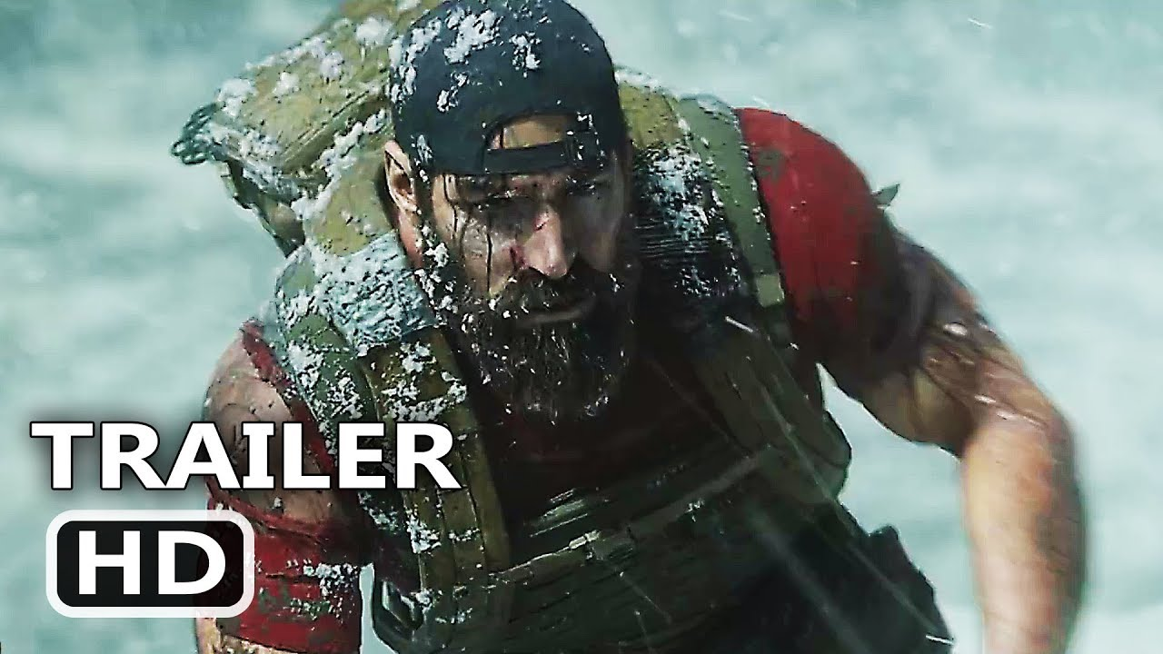 PS4 - Ghost Recon Breakpoint Trailer (2019)