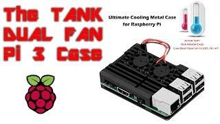 THE TANK Raspberry Pi 3 Extreme Case Enclosure