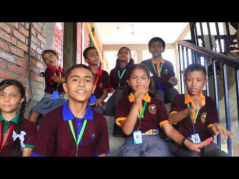 Mayalu Timi Kata Chhau / Lotus School & Sunwal Dance Academy kid's 2019 Dance