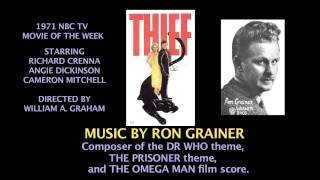 THIEF (1971 TV movie theme by Ron Grainer)