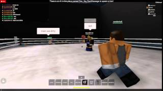 Roblox WWR Ep.7 Part 6