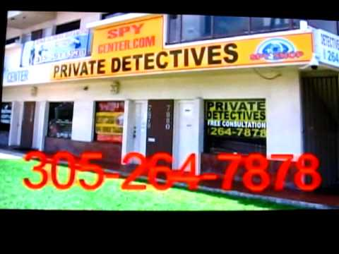 Mitch Abreu Private Investigator - Investigador Privado.MOV