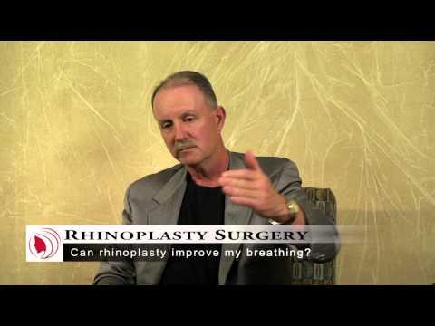Charlotte Rhinoplasty- Can rhinoplasty improve my breathing?