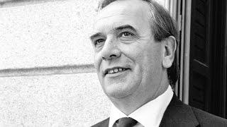 Muere el exministro socialista, José Antonio Alonso