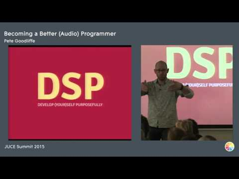 How to become a better programmer, Pete Goodliffe Keynote, JUCE Summit 2015