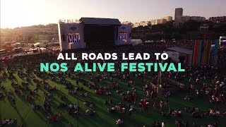 This Summer All Roads Lead to NOS Alive'18