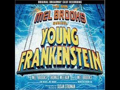 The Brain- Young Frankenstein