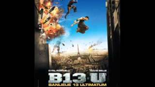 B13 Soundtrack  Alonzo   Determiné