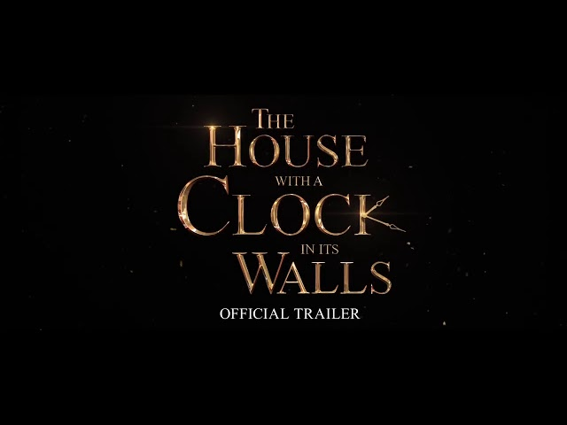 The House With The Clock in Its walls trailer
