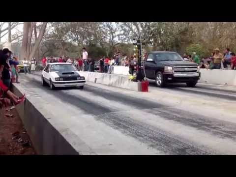 Mustang vs Cheyenne Z71 Sport Ranch Vallarta 23/03/14