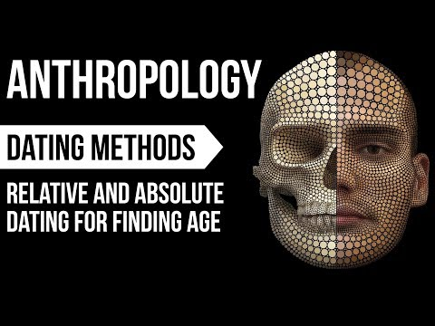 Anthropology Optional For UPSC - Dating Methods Like Relative And Absolute Dating For Finding Age